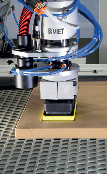 CALIBRATING AND SANDING MACHINES